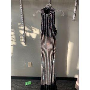 Dresses & Skirts - Black/Sparkly Formal Dress